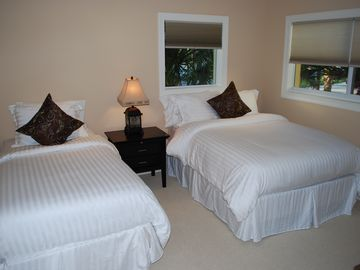 Bedroom Two (One Double & One Twin Bed0