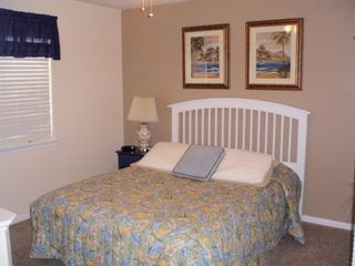 Gulf Shores condo photo - Quest Bedroom - Queen Bed