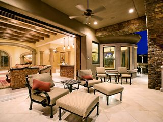 Scottsdale North estate photo - .Patio with City Views