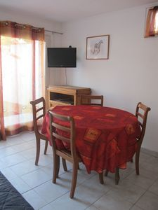 Appart. nine, terrace, PK, quiet, 100 m from the beach