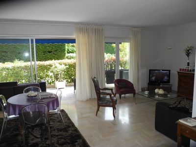 85m² apartment 4Pers 2 bedrooms large living luxury pool terrace residence