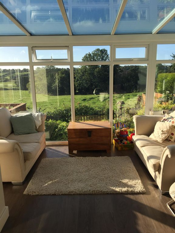 Modern Four Bed Detached House with Stunning Views in A Lovely Village Location