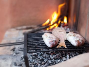 Cooking Fish on the BBQ in your Casa!