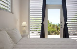 Providenciales - Provo villa photo - La Sirene - seashore, sun, solitude and style