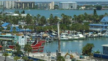 Clearwater Beach Marina