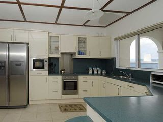 Bonaire villa photo - Kitchen with all appliances you need