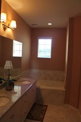 Bonita Springs townhome photo - Master bathroom with Roman tub