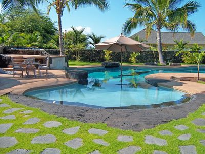 Pool Area - Pool and lounging area