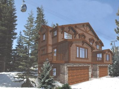 Mammoth Lakes townhome rental - High End Townhome Steps to Village & Gondola