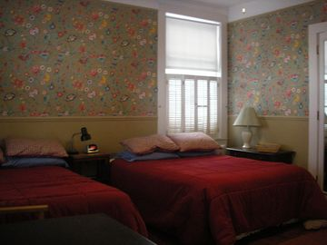 The Betsie Suite sleeps 4 guests comfortably.