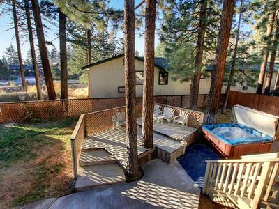 Stateline house rental - Hot Tub and Relaxation Station