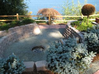 Freeland house photo - Family Fire Pit