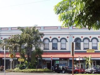 Hilo bungalow photo - Downtown Hilo's historic storefronts on the bay and farmer's market