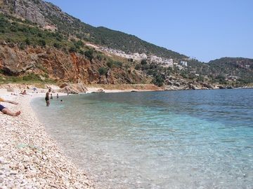 Kalkan Pebble Beach
