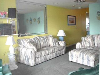 Rehoboth Beach condo photo - This is the larger living room.