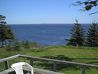 Pemaquid Point cottage photo - More Deck to enjoy