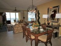 Beautiful Beach Colony Unit with Huge Gulf Front Balcony & Stunning Views!