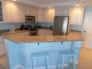 Belmont Towers Ocean City condo photo - Kitchen on this new unit