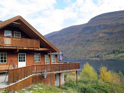 Vacation home in Vik i Sogn, Western Norway - 8 persons, 4 bedrooms