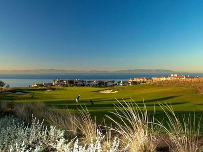 You cannot beat the location and views from each hole.