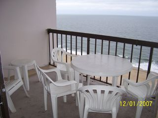 Carousel Ocean City condo photo - Balcony