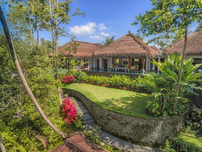 Elegant, Intimate Villa In a Traditional Village Ten Minutes From Ubud Center