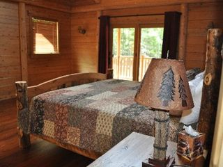Woodstock lodge photo - Master Bedroom (West)