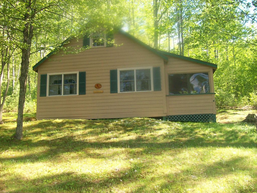 Family Friendly Updated Waterfront Cottage Vrbo