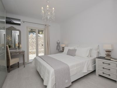 Paros villa rental - Villa 6 with 3 comfortable bedrooms