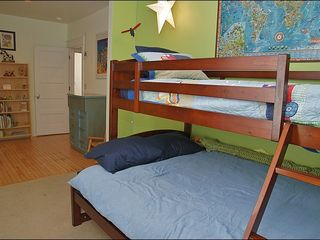Steamboat Springs house photo - Bedroom 5 - Twin over Full Bunk Bed