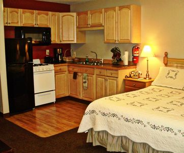 Anchorage hotel rental