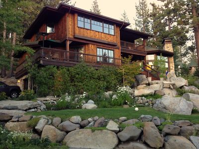 Beautiful Lakefront Family Home with Amazing Views