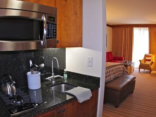 Stowe studio photo - Studio equipped with a gourmet kitchenette