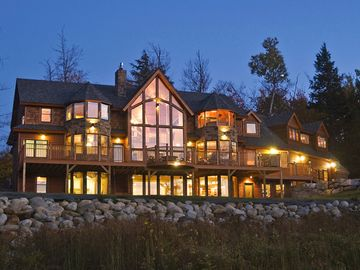 Newry house rental - Glen House Luxury Vacation Rental Home at Sunday River