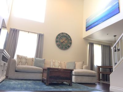 Close to BEACH and Promenade! Huge Space, Sleeping Loft, & Private Roof Deck!