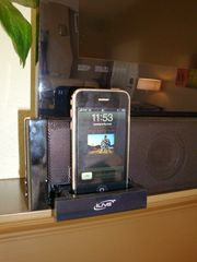 Park City condo photo - Listen to you own music with our Iphone sound bar