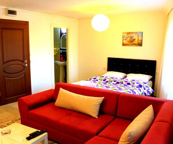 Daily Rental Deluxe Apartment in Bostanci