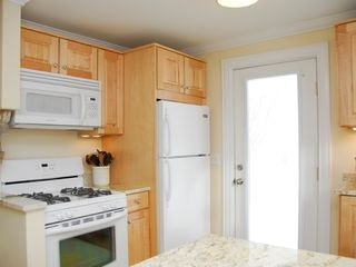 Portland condo photo - Promenade Place-Kitchen (Model) Deck