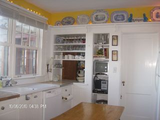 Branford house photo - bright kit -new appliances /great view
