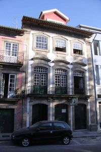 A cozy place in the historic centre of Braga! 2min from the train st.