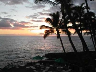 Poipu condo rental - Sunset