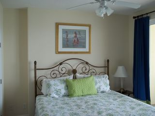 Ocean Reef condo photo - Master Bedroom