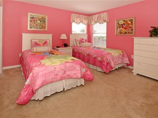 Haines City villa photo - Princess room
