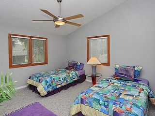 Indian Rocks Beach house photo - Twin Bedroom