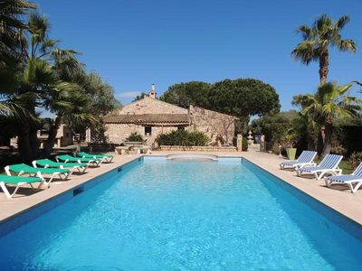 Enchanting Villa in typical Majorcan style, Private Pool, BBQ & Garden