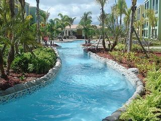 Loiza condo photo - Lazy River Pool