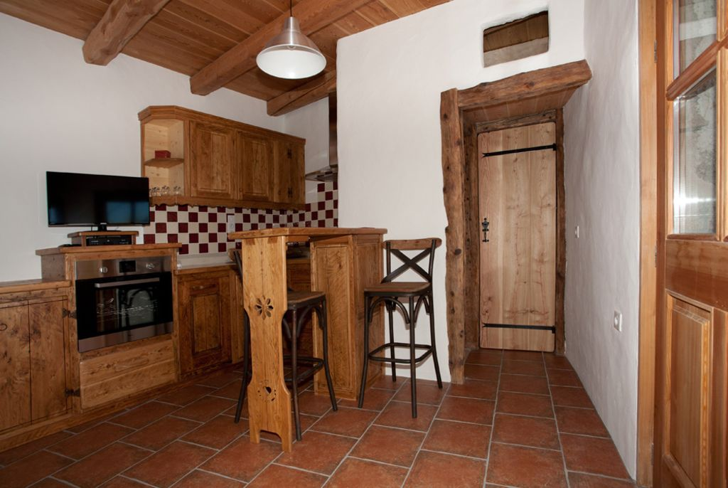 Holiday apartment, 22 square meters