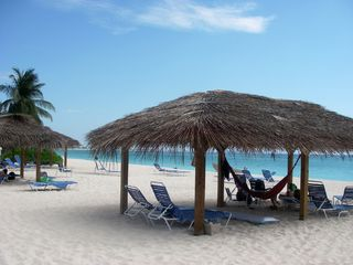 Grand Cayman condo photo - Relax in a shady cabana