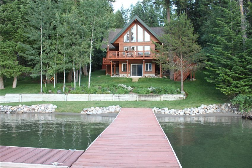 Beautiful Waterfront Home, Sandpoint, Idaho.... - VRBO