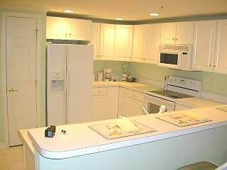 Vacation Homes in Ocean City condo rental - Kitchen-Microwave, cooktop, range, blender, coffee maker, fully stocked